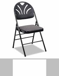 Folding Chair Fabric Cosco Deluxe Fabric Padded Seat U0026 Back Folding Chairs Cavallaro