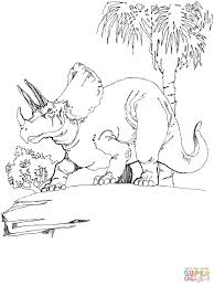 triceratops coloring page triceratops coloring page free printable