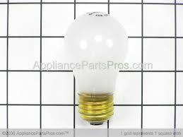 kenmore refrigerator light bulb whirlpool 8009 light bulb appliancepartspros com