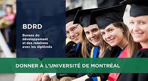 3 bureau des diplomes université de montréal bureau du développement et des relations