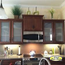 Kitchen Cabinet Doors With Glass Frosted Glass For Kitchen Cabinet Doors S Modern Frosted Glass
