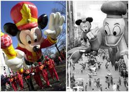macy s thanksgiving day parade a disney tradition the walt disney