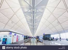 hong kong international airport floor plan china hong kong hong kong international airport departure stock