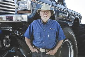 bigfoot monster truck driver meet the man behind the first bigfoot monster truck wsj
