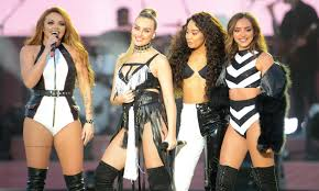 video little mix support acts for dundee gig revealed evening