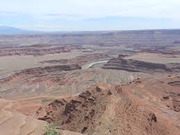 Utah State Parks Map by Hiking At Dead Horse Point Utah State Parks