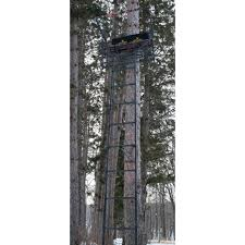 15 rivers edge 2 ladder stand 216275 ladder tree stands