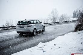 land rover snow 2016 range rover sport svr review gtspirit