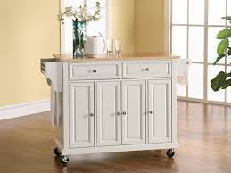 Home Styles Kitchen Islands Kitchen 12 Home Styles Monarch Roll Out Leg Kitchen Cart W