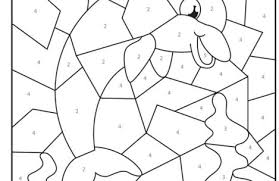coloring pages girls 10 color number dolphins