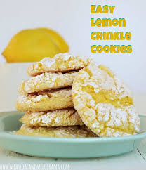 best 25 lemon crinkle cookies ideas on pinterest lemon cookies