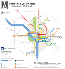 Green Line Chicago Map by List Of Washington Metro Stations Wikipedia