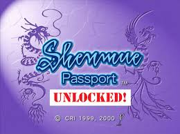 shenmue passport unlocked hack to skip dial up check