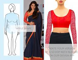 gã rtel designer blouses for your type blouse indian blouse designs