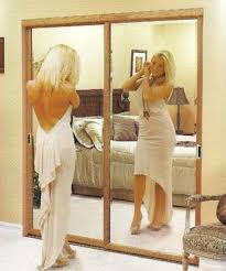 mirror sliding closet doors modern amp custom closet doors mirror