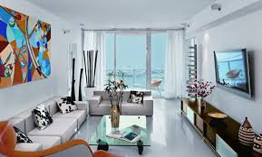small modern apartment interior modern with glass design small modern apartment design