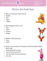 Classic Pooh Baby Shower Favors Free Winnie The Pooh Baby Shower Games My Practical Baby Shower Guide