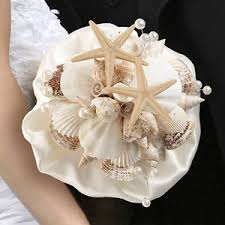 seashell bouquet seashell bouquet themed wedding supplies seashells and
