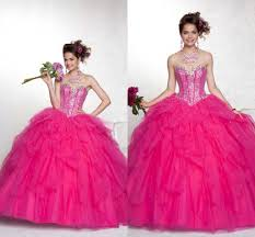 cheap price shiny crystal sweet girls quinceanera dresses for 15