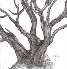 realistic tree by grim spades on deviantart