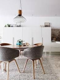 Dining Table Modern Round 25 Modern Round Dining Table Ideas Home Design And Interior