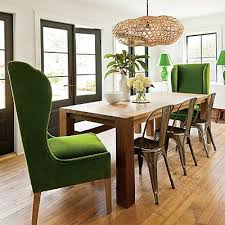 Decorating Ideas Dining Room Best 25 Green Chairs Ideas On Pinterest Chair Design Dining