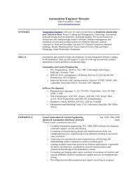 Qa Automation Engineer Resume Download Network Field Engineer Sample Resume