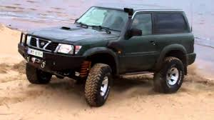 nissan patrol 1990 off road 2002 nissan patrol gr ii y61 u2013 pictures information and specs
