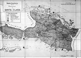 Cuban Map Cuba