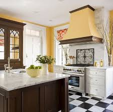 Kitchens With Yellow Walls - 20 of the prettiest kitchens ever