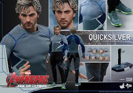 quicksilver film marvel image quicksilver hot toys 9 jpg marvel cinematic universe wiki