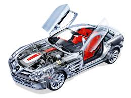 mclaren drawing mercedes benz slr mclaren cutaway drawing in high quality