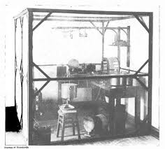 us bureau of standards file faraday cage at us bureau of standards 1925 jpg wikimedia commons
