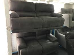 3 Seat Recliner Sofa by New Ex Display Guvnor 3 Seater Electric Recliner Sofa 2 Recliner