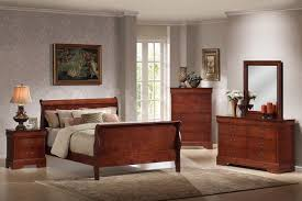 bedroom what colors go with cherry wood bedroom furniture
