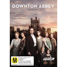 downton season 6 dvd 3disc the warehouse