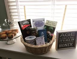 book gift baskets a gift book basket