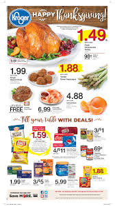 new kroger ad scan for 11 16 mylitter one deal at a time