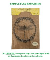 amazon com evergreen pawprint home burlap garden flag 12 5 x 18