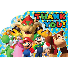 super mario birthday party supplies theme party packs