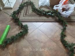 diy holiday garland using deco mesh holiday decor series u2013 the