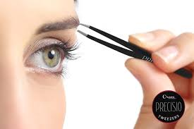 How To Shape Eyebrows With Tweezers Amazon Com Crave Naturals Best Professional Brow Shaping