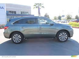 2014 forest mist metallic acura mdx technology 88891712 photo 8