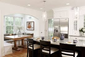 breakfast nook table kitchen nook interior ideas to try now