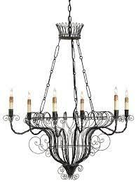 Wire Chandeliers French Wire Chandeliers Google Search Lighting Pinterest