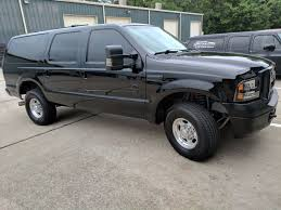 Ford Excursion New 7 3 Diesel Excursion 2001 Like New Rebuilt From Ground Up