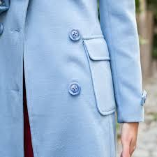 light blue trench coat 2016 s xxxl plus size light blue trench coat fot women lapel collar