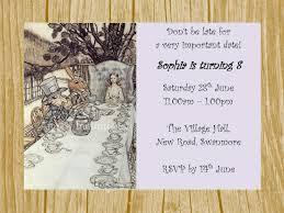 diy digital printable alice in wonderland vintage tea party