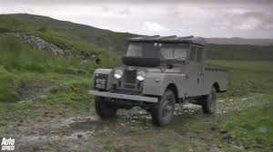 land rover one the history of the defender series one to present day