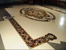 Usa Tile Marble Doral Fl by Floor Medallions Custom Tile Floor Medallions Florida